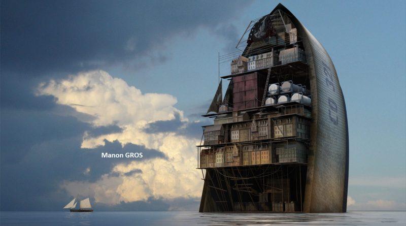 Manon GROS – Concept Artist 3D
